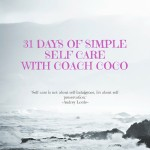 31 Days of Simple Self Care – The Challenge