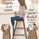Simple Self-Care Day #11 – One More on Gratitude