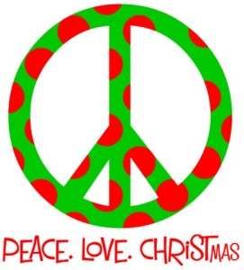 christmas-peace-sign